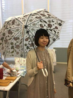 強風でも折れにくい傘