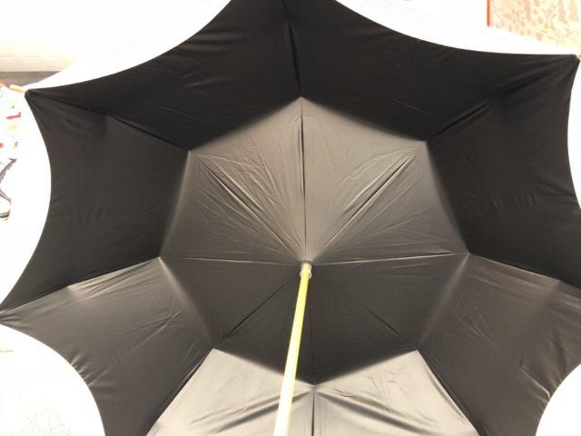 日傘2重張り