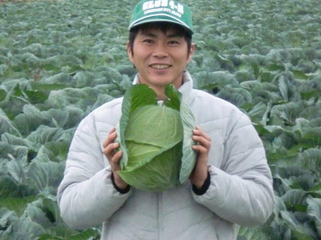 国産野菜使用