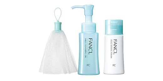 ファンケル無添加化粧品 無添加 洗顔 トライアルキット1