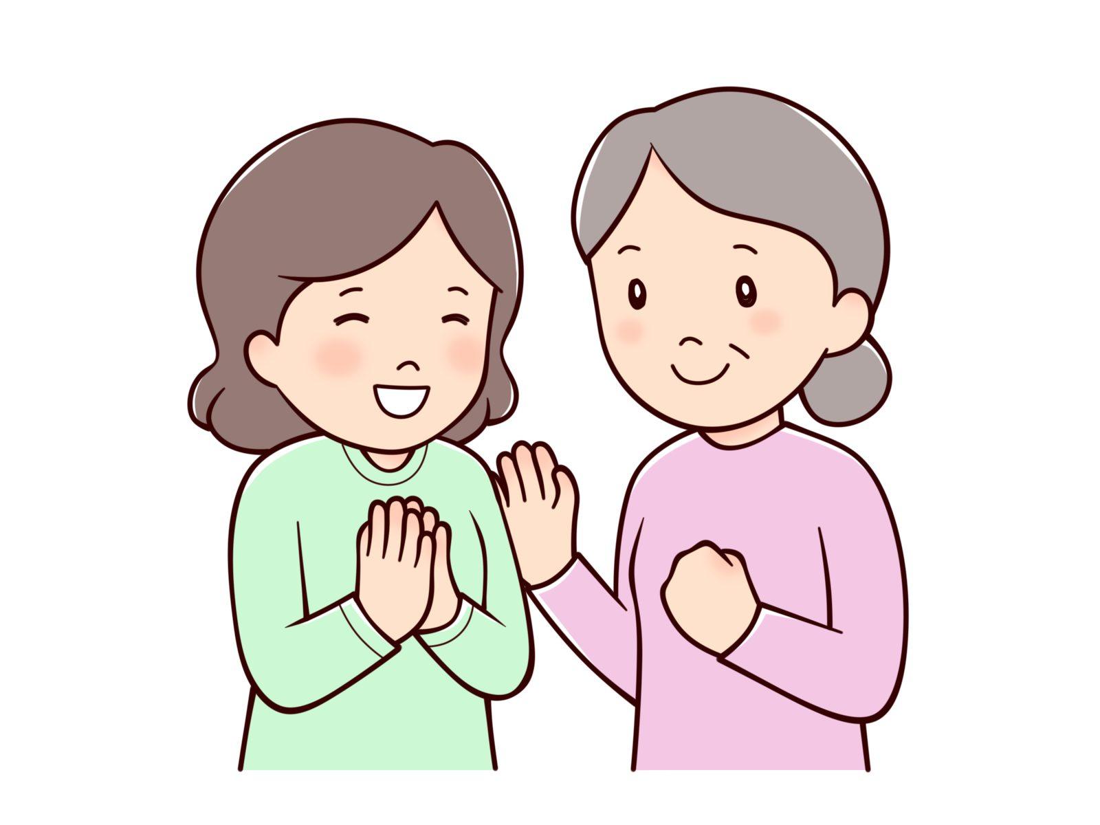 ポケトークmimiがあれば、耳の遠い人との筆談が簡単にできる